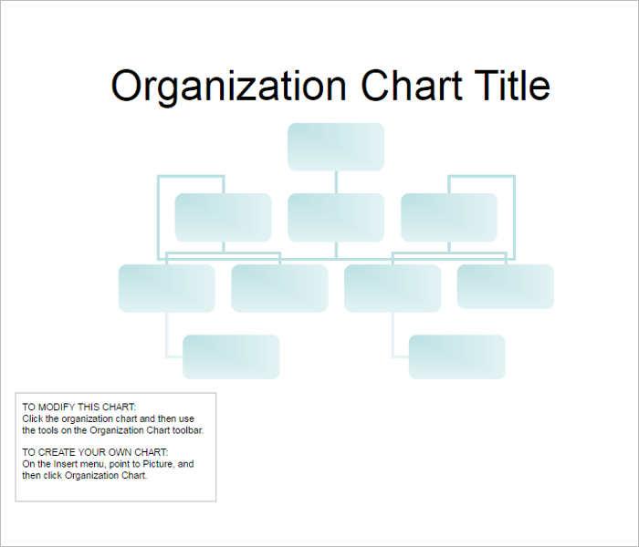 basic-organization-chart-templates