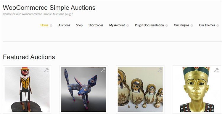 Best Auction WordPress Themes