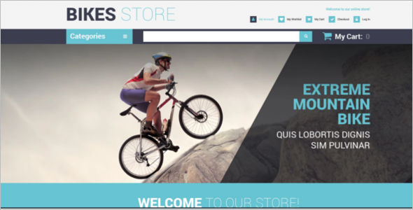 Booststrape Cycle Magento Theme