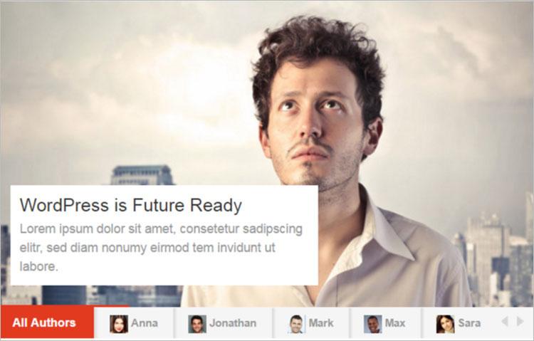 BuddyPress Ready Team Blogging Themes