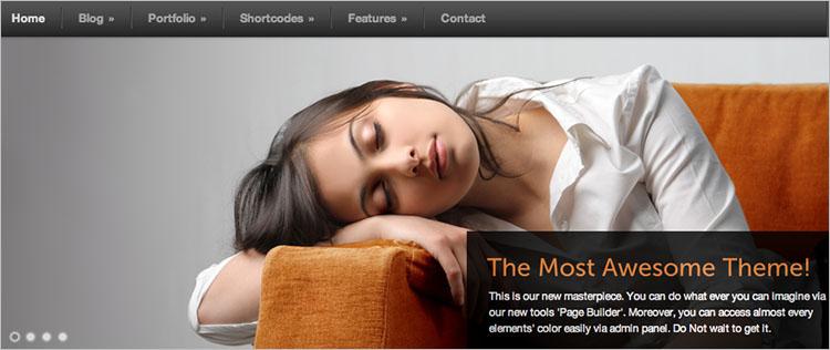 Business WordPress Theme Templates
