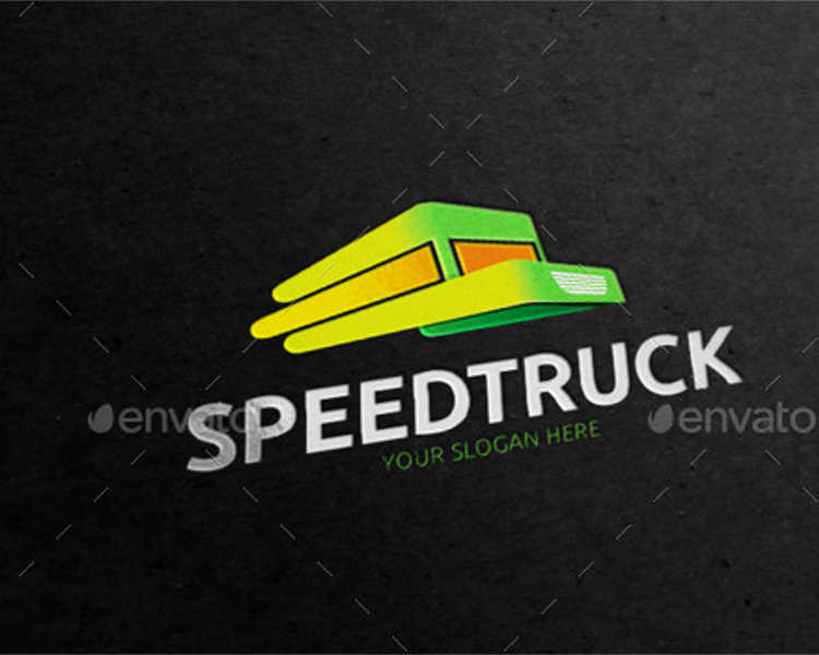 carriage-truck-logo-design