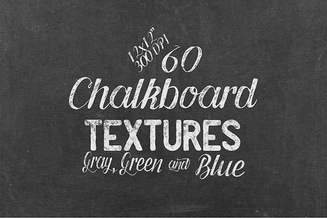 Chalkboard Photoshop Backgrounds