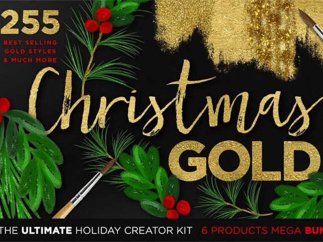 Christmas Mega Bundle Textures