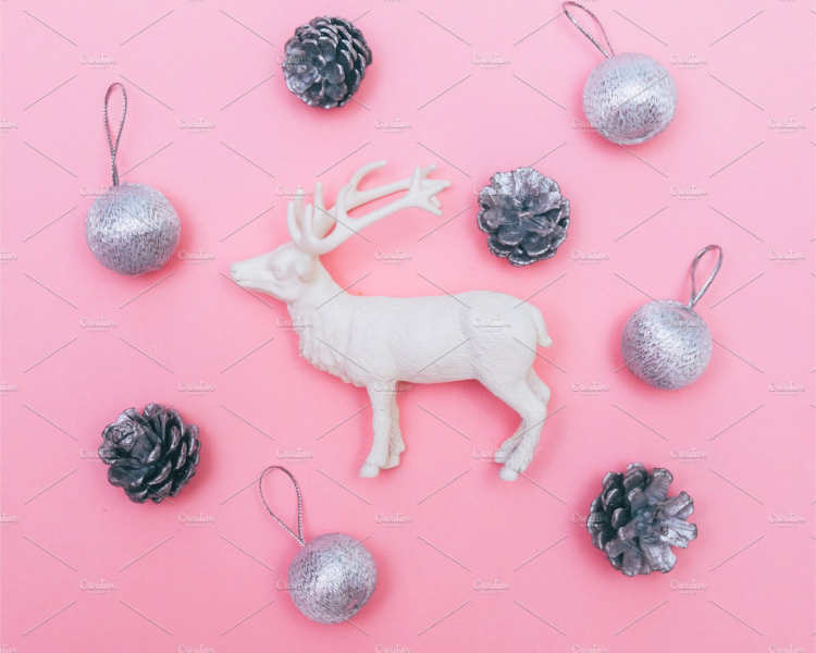 Christmas Tree Decoration Objects Designs