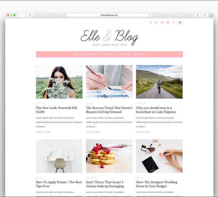 Content Sharing WordPress Templates
