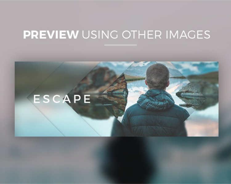 Creative Facebook Cover Template Design