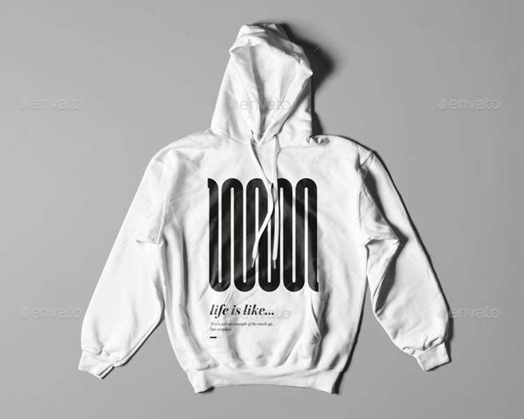 92 Free Hoodie Mockups Psd Design Templates