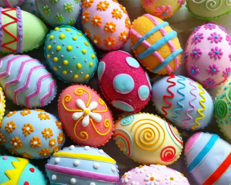decoration-of-easter-egg-design