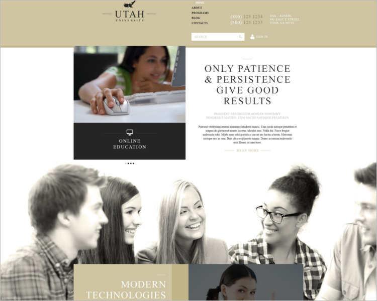 download-education-books-joomla-templates