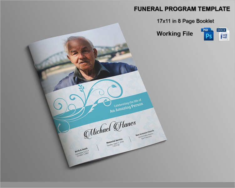 download-funeral-program-booklet-template