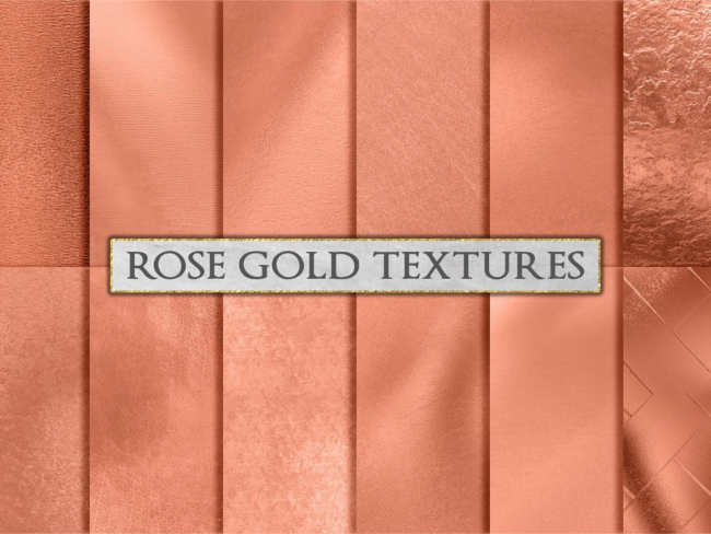 Download Rose Gold Textures