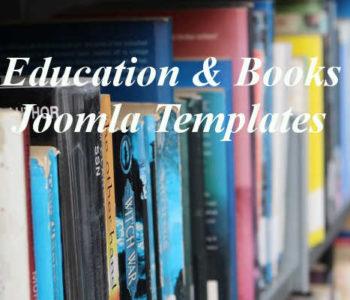 Books Joomla Templates