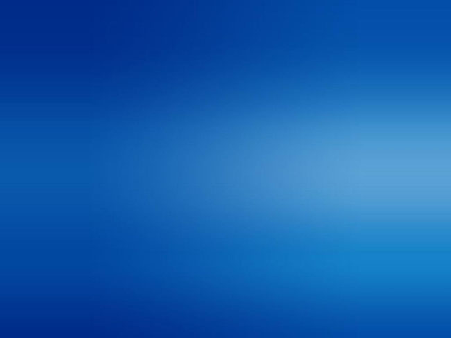 Elegant Plain Blue Background Design