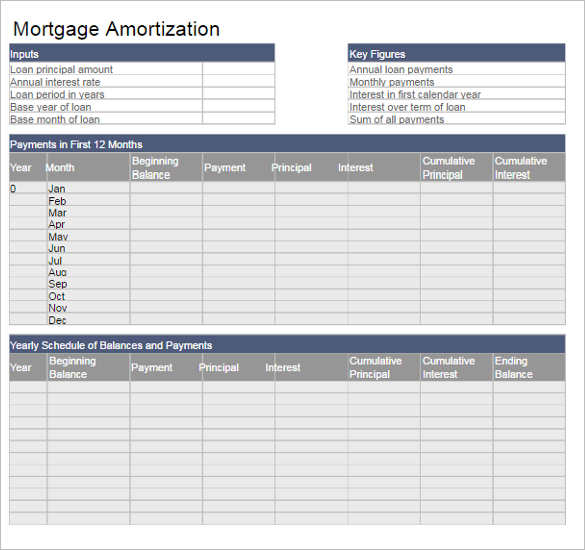excel-amortization-schedule-templates