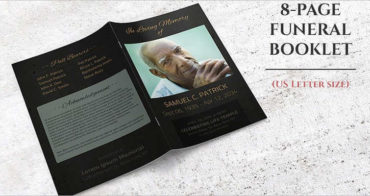 feneral-booklet-templates
