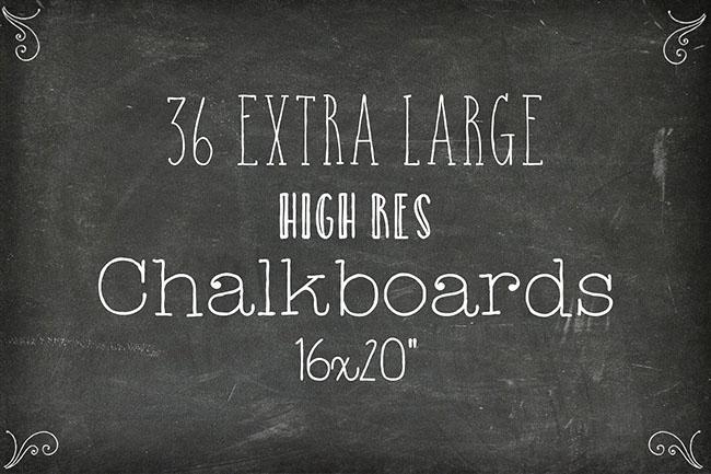 Free Chalkboard Background Designs
