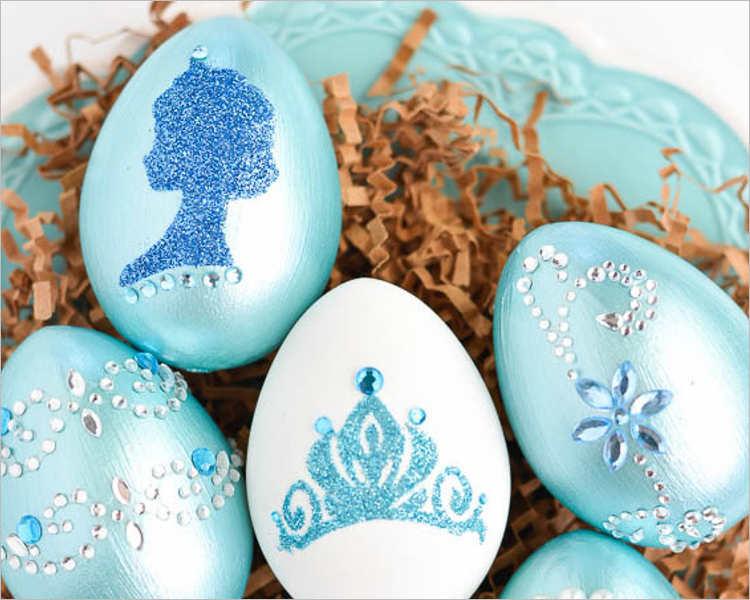 frozen-easter-egg-design