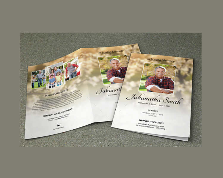 funeral-service-program-templates