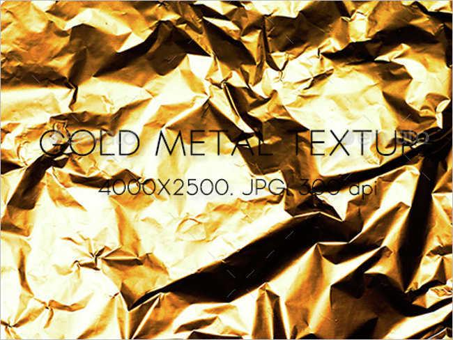 Gold Scratches Texture Design