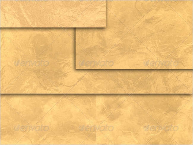 Gold Wrapping Texture Design