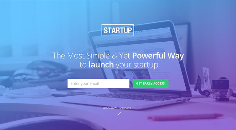 instapage-startup-landing-page-template