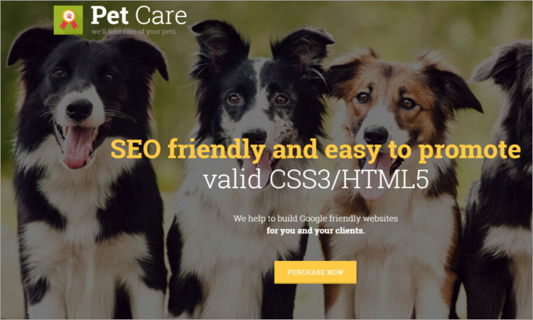 Best WordPress Pet Shop Themes 2017