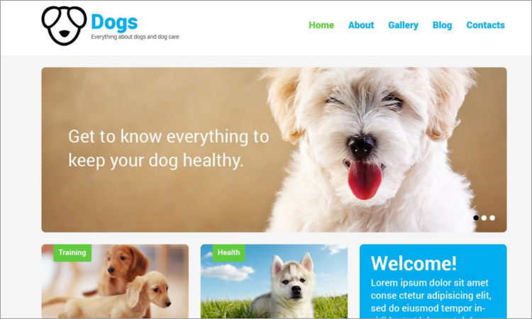 Finest Pet Animals WordPress Theme