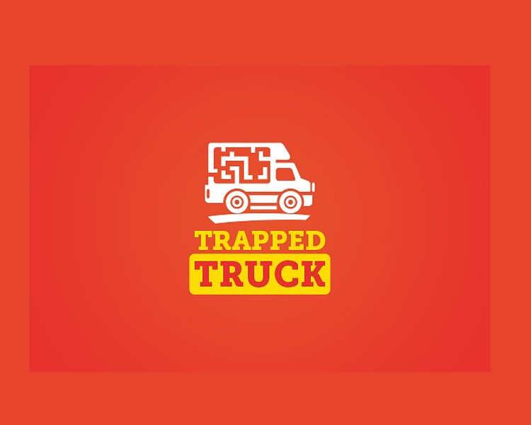 maze-truck-logo-design