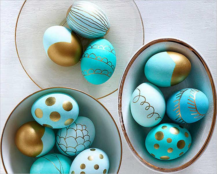 metalic-easter-egg-design