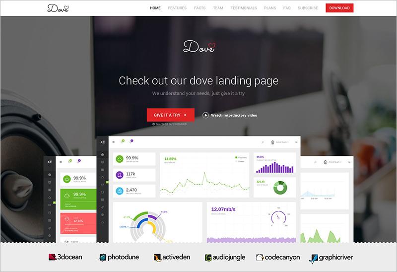 modern-startup-landing-page