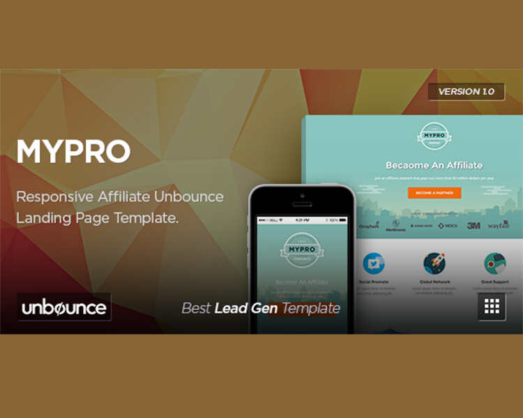 mypro-affiliate-landing-page-tempolates