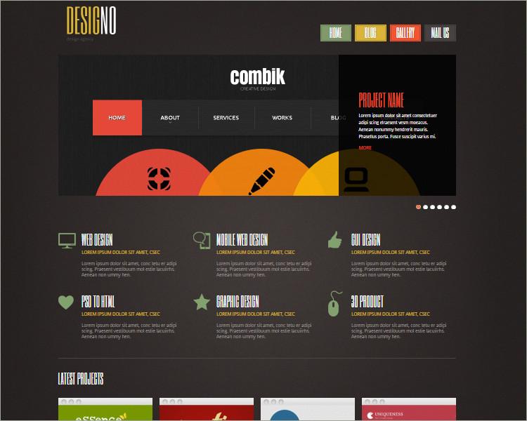 Omega Studio Joomla Themes Templates