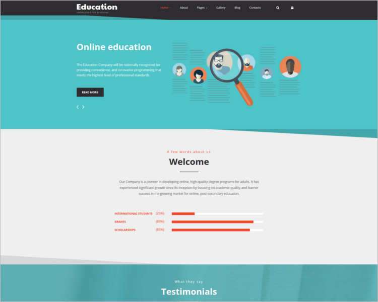 online-education-books-joomla-templates