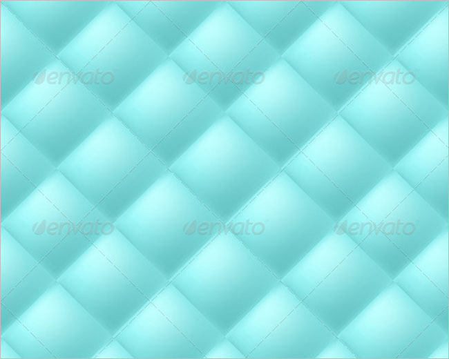 Plain Masaic Blue Background Design