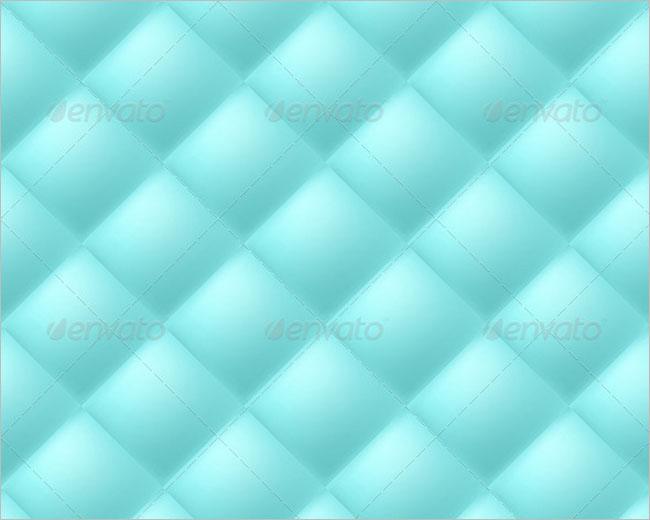 Plain Masaic Blue Background Design