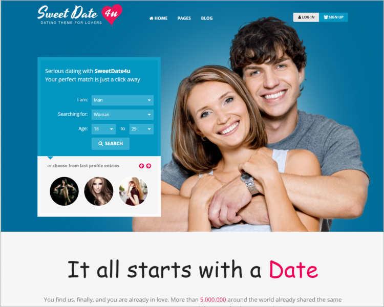 premium-dating-landing-page-templates