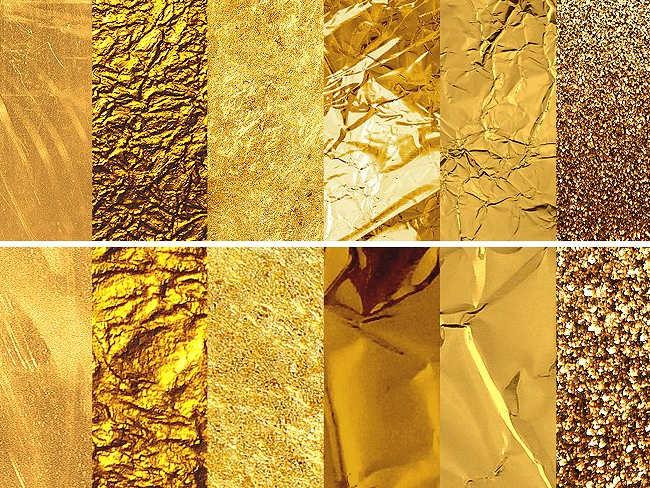 Premium GOLD Textures