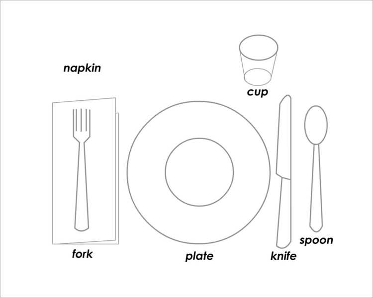 20+ Place Setting Templates || Free & Premium Templates | Creative
