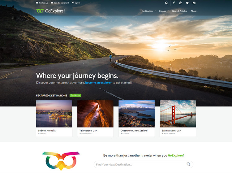 Premium & Responsive WordPress Themes