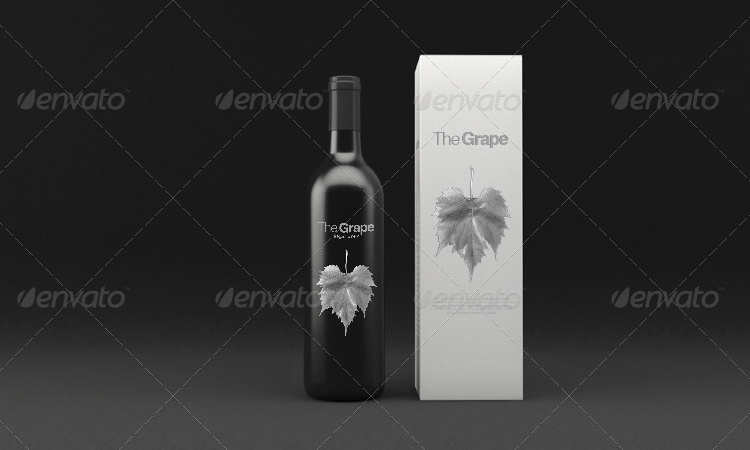 Realistic Win Packaging Design