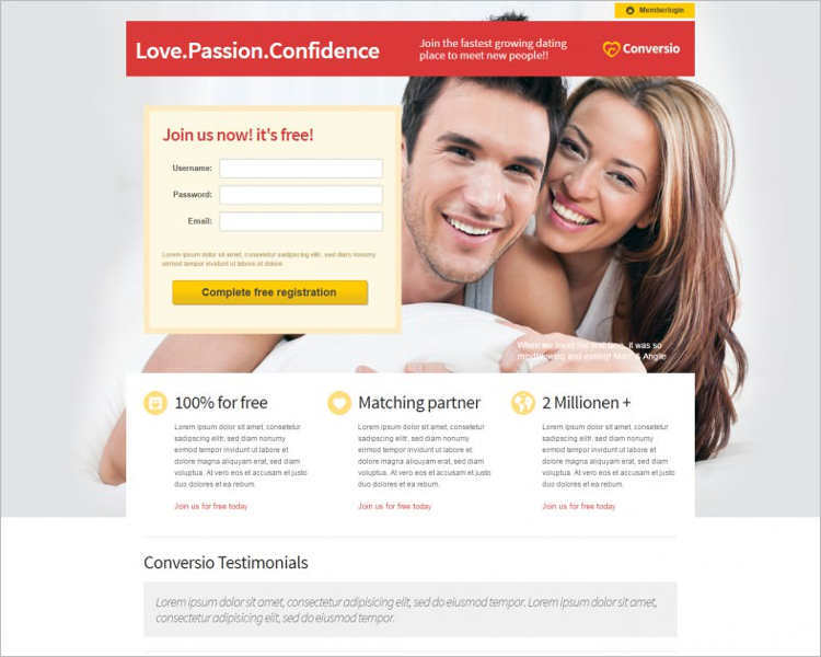 responsive-dating-landing-page-templates