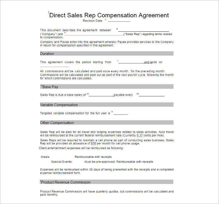 sales-rep-compensation-plan-template