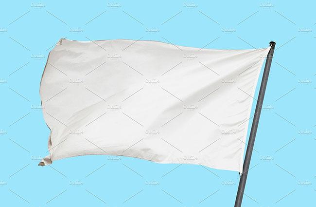 Sample Plain Blue Background Design