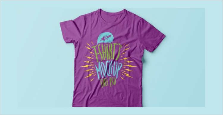 sample-t-shirt-mockup-psd
