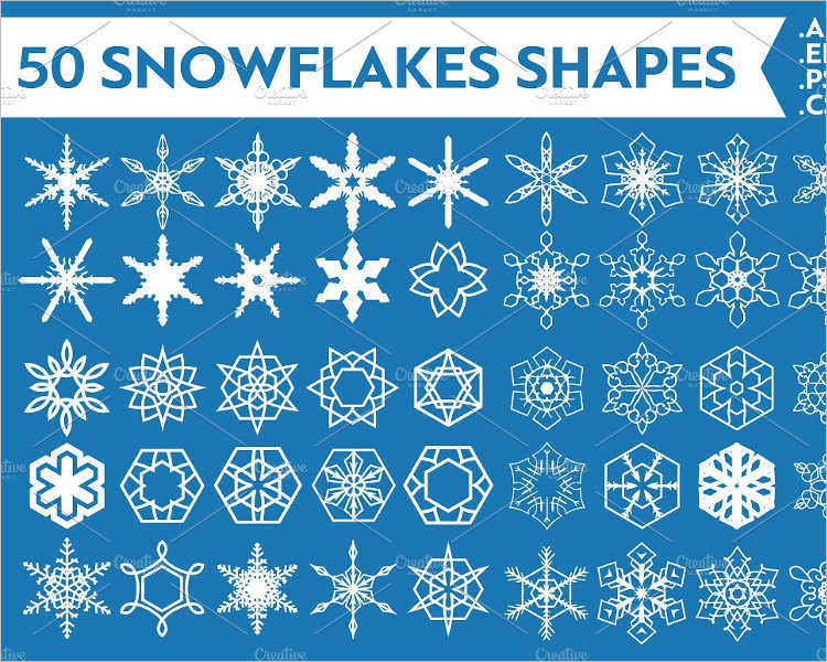 seasion-snowflake-vector-design-shapes