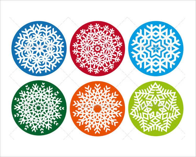 snowflake-vector-element-designs