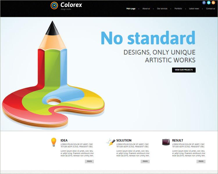 Standard Studio Joomla Themes Templates