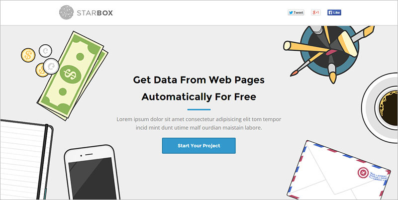 startup-unbounce-landing-page-template