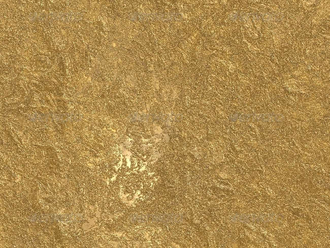 Tileable Gold Texture Design